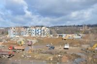 nová výstavba únor 2016