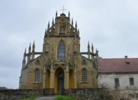 Klášterní chrám v Kladrubech u Stříbra
