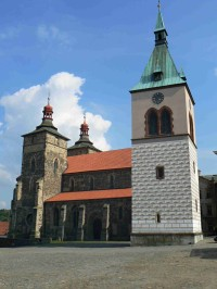 kostel sv.Štěpána