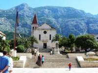 kostelík z náměstí
