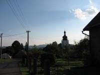 Kostel v Bozkově