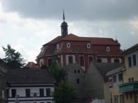 Kostel sv. Havla v Liběchově