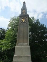 Pruský pomník