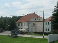 Místní hospůdka Stará pošta