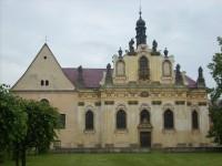 Kostel 3 Králů a kaple sv. Anny