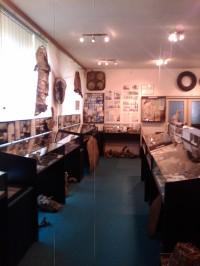 expozice leteckého muzea