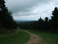 cesta na Klínovec
