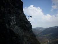 Výhled z Vrabince
