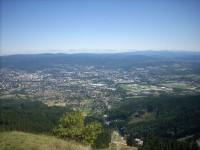 Pohled na Liberec
