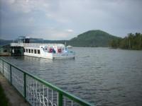 Lodní doprava - Máchovo jezero