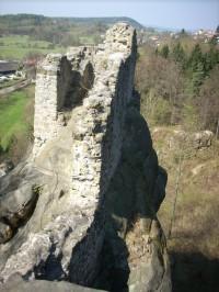 Výlet na hrad Frýdštejn