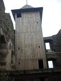 přístupná věž