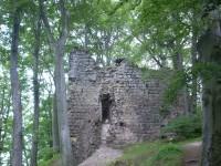 Zřícenina hradu Děvína