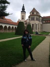 zahrady zámku