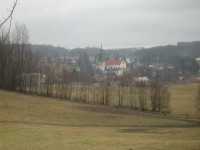 Mikulášovice zjara