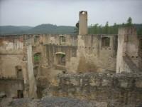 Zřícenina hradu Landštejn aneb romantika u hranic