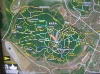 Park Ressl na mapě