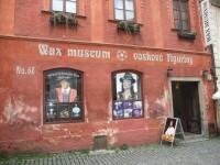 Seznamte se s velikány – Muzeum voskových figurín Český Krumlov