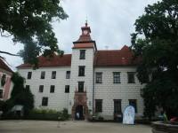 Schwarzenberský zámek v Třeboni