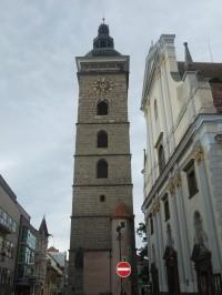 Dominanta Českých Budějovic – Černá Věž