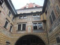 Romantický hrad a zámek v Českém Krumlově