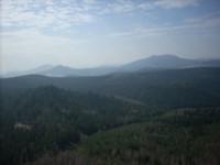 Pohled na Hvozd