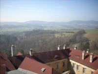 Pohled z Grabštejnské věže