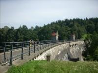 Romantika v srdci Liberce - přehrada Harcov