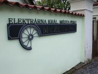 Vodní elektrárna - města Písek