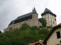 Klenot mezi českými hrady – Hrad Karlštejn