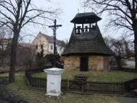 Zvonička v Neprobylicích
