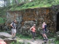 Lesní divadlo u Kuksu