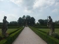 Zámecká zahrada na Kuksu