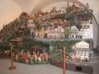 Muzeum Šumavy - historie sirek a krásný betlém