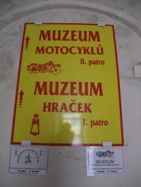 Muzeum historických motocyklů v ČR
