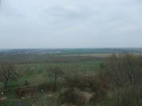 Výhled z rozhledny Barborka