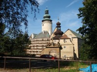 Lemberk státní zámek