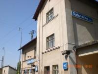 železniční stanice Sudoměřice u Tábora