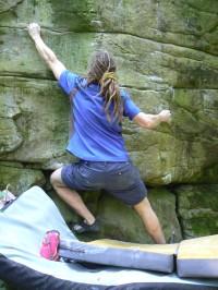 Bouldering u Lužnice
