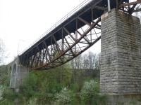 Železniční most v Táboře