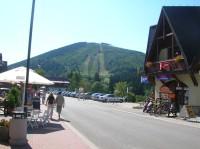 Z Harrachova do Špindlerova Mlýna