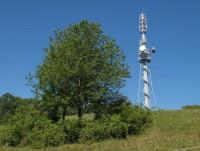 Rozhledna Okrouhlá, Staříč a Kabátice, Chlebovice