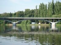 most v Libochovicích