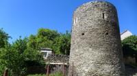 Jemnice - hradby