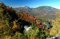 Barvy podzimu všech tónů a bez hranic