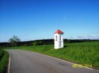 Kaplička u silnice Protivanov – Niva