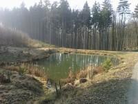 Vodní nádrže Schindler I a II
