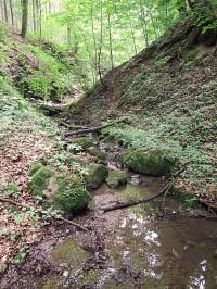 Samechovský vodopád