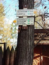 Naučná stezka Barrandovské skály - Chuchelský háj