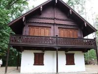 Švýcarský dům v Terčině údolí